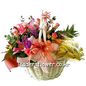 과일꽃바구니 5호