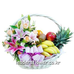 과일꽃바구니 3호