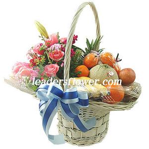 과일꽃바구니 1호