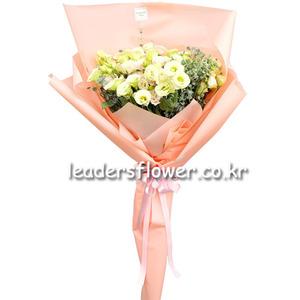 리시안대형꽃다발(상담후구매)