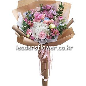 장미혼합대형꽃다발(상담후구매)